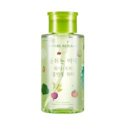 Nature Republic Fresh Vegetable Wash Free Cleansing Water 300ml korean cosmetic skincare shop malaysia singapore indonesia