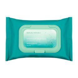 Nature Republic Hawaiian Deep Sea Cleansing Tissue 160g korean cosmetic skincare shop malaysia singapore indonesia