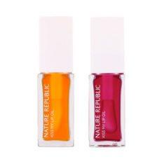 Nature Republic Kiss My Lip Oil 7ml korean cosmetic skincare shop malaysia singapore indonesia