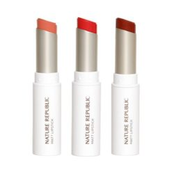 Nature Republic Matt Lip Stick 4.3g korean cosmetic skincare shop malaysia singapore indonesia