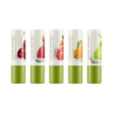 Nature Republic Natural Butter Lip Balm 4g korean cosmetic skincare shop malaysia singapore indonesia