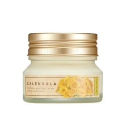 The Face Shop Calendula Essential Moisture Cream korean cosmetic skincare product online shop malaysia china india