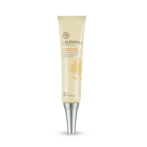 The Face Shop Calendula Essential Moisture Eye Cream 20ml korean cosmetic skincare shop malaysia singapore indonesia