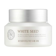 The Face Shop White Seed Blanclouding White Moisture Cream 50ml korean cosmetic skincare shop malaysia singapore indonesia