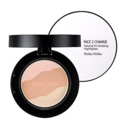 Holika Holika Face 2 Change Volume Fit Strobing Highlighter korean cosmetic makeup product online shop malaysia vietnam macau