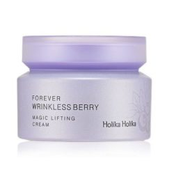 Holika Holika Forever Wrinkless Berry Magic Lifting Cream korean cosmetic skincare product online shop malaysia ireland peru