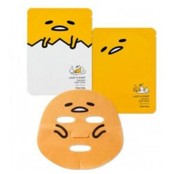 Holika Holika Gudetama Lazy & Easy Character Mask Sheet korean cosmetic skincare product online shop malaysia ireland peru