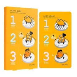 Holika Holika Gudetama Lazy & Easy Pig Nose Clear Black Head 3 Step Kit korean cosmetic skincare product online shop malaysia ireland peru
