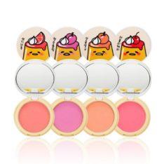 Holika Holika Gudetama Lazy and Joy Jelly Dough Blusher korean cosmetic makeup product online shop malaysia vietnam macau