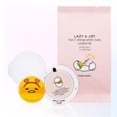 Holika Holika Gudetama Lazy and Joy Photo Ready Cushion BB Refill korean cosmetic makeup product online shop malaysia vietnam macau