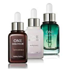 Holika Holika One Solution Ampoule  korean cosmetic skincare product online shop malaysia  ireland peru