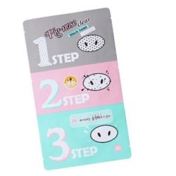 Holika Holika Pig Nose Clear Black Head 3 Step Kit korean cosmetic skincare product online shop malaysia ireland peru