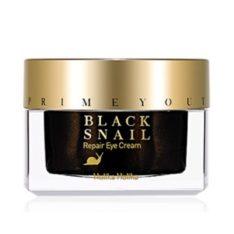 Holika Holika Prime Youth Black Snail Repair Eye Cream korean cosmetic skincare product online shop malaysia ireland peru