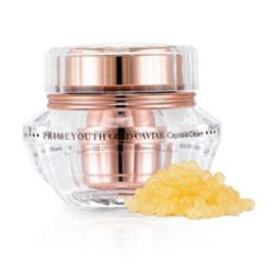 Holika Holika Prime Youth Gold Caviar Capsule Cream korean cosmetic skincare product online shop malaysia ireland peru