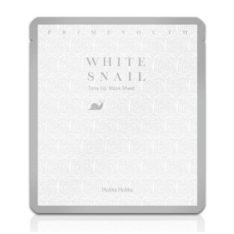 Holika Holika Prime Youth White Snail Tone Up Mask Sheet korean cosmetic skincare product online shop malaysia  ireland peru