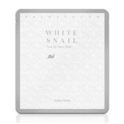 Holika Holika Prime Youth White Snail Tone Up Mask Sheet korean cosmetic skincare product online shop malaysia  ireland peru