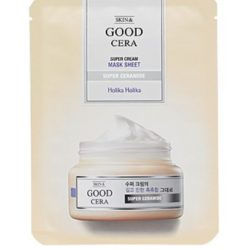 Holika Holika Skin and Good Cera Super Cream Mask Sheet korean cosmetic skincare product online shop malaysia ireland peru