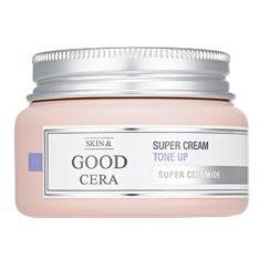 Holika Holika Skin and Good Cera Super Cream Tone Up korean cosmetic skincare product online shop malaysia ireland peru