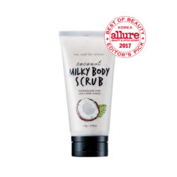 too cool for school Coconut Milky Body Scrub 170g