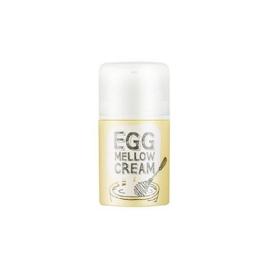 too cool for school Egg Mellow Cream 50g korean cosmetic skincare shop malaysia singapore indonesia
