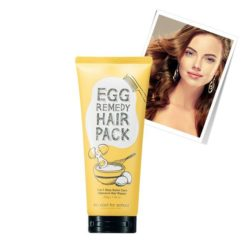 too cool for school Egg Remedy Hair Pack 200ml korean cosmetic skincare shop malaysia singapore indonesia