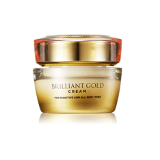 AHC Brilliant Gold Cream 50ml korean cosmetic skincare shop malaysia singapore indonesia