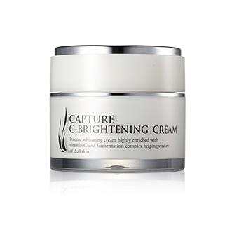 AHC Capture C Brightening Cream 50ml korean cosmetic skincare shop malaysia singapore indonesia