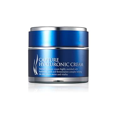 AHC Capture Hyaluronic Cream 50ml korean cosmetic skincare shop malaysia singapore indonesia
