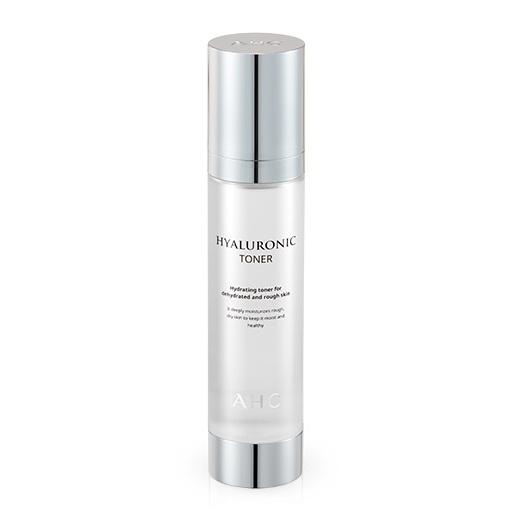 AHC Hyaluronic Toner 100ml korean cosmetic skincare product online shop malaysia Macau Brunei