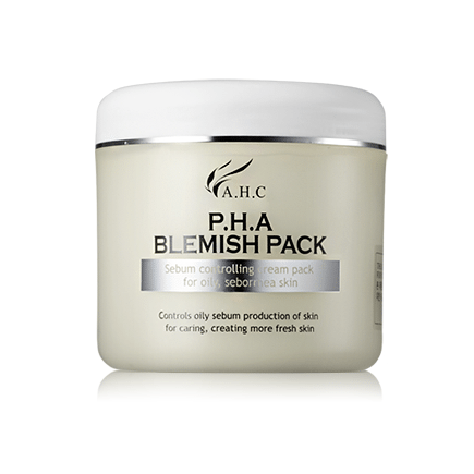 AHC PHA Blemish Pack 100ml korean cosmetic skincare shop malaysia singapore indonesia