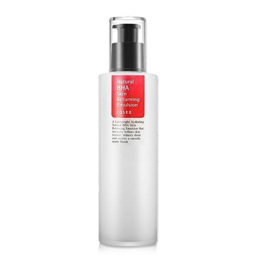 Cosrx Natural BHA Skin Returning Emulsion 100ml korean cosmetic skincare shop malaysia singapore indonesia