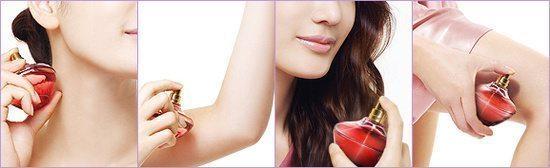 Hera Zeal Eau De Perfumed For Women 40ml malaysia singapore indonesia