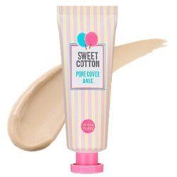 Holika Holika Sweet Cotton Pore Cover Base korean cosmetic makeup product online shop malaysia vietnam macau