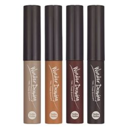 Holika Holika Wonder Drawing 1 sec Finish Browcara korean cosmetic makeup product online shop malaysia vietnam macau