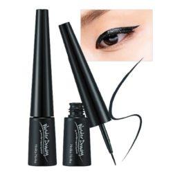 Holika Holika Wonder Drawing No Smudge Liquid Eyeliner korean cosmetic makeup product online shop malaysia vietnam macau