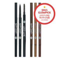 Holika Holika Wonder Drawing Skinny Eyebrow korean cosmetic makeup product online shop malaysia vietnam macau