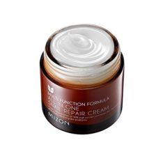 Mizon all in one snail repair cream 75ml korean cosmetic skincare shop malaysia singapore indonesia