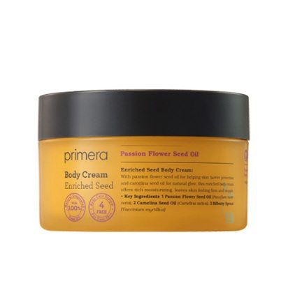 Primera Enriched Seed Body Cream korean cosmetic skincare product online shop malaysia india japan