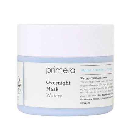 Primera Watery Overnight Mask korean cosmetic skincare product online shop malaysia india japan