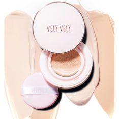 Vely Vely Aura Cushion SPF50+ korean cosmetic skincare shop malaysia singapore indonesia