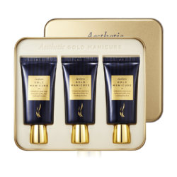 AHC Aesthetic Gold Manicure 30ml x 3ea korean cosmetic skincare shop malaysia singapore indonesia