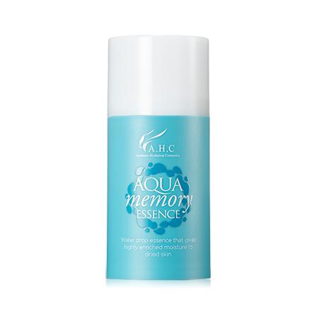 AHC Aqua Memory Essence 50ml korean cosmetic skincare shop malaysia singapore indonesia