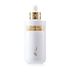 AHC Capture White Solution Ampoule 100ml korean cosmetic skincare shop malaysia singapore indonesia