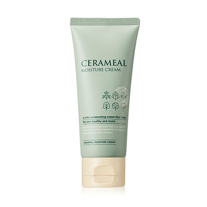 AHC Cerameal Moisture Cream 100ml korean cosmetic skincare shop malaysia singapore indonesia