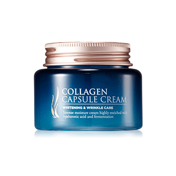 AHC Collagen Capsule Cream 100ml korean cosmetic skincare shop malaysia singapore indonesia