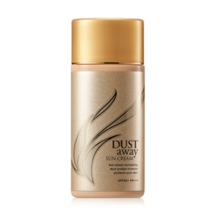 AHC Dust Away Sun Cream SPF50 PA+++ 70ml korean cosmetic skincare shop malaysia singapore indonesia
