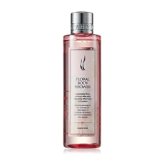 AHC Floral Body Shower 210ml korean cosmetic skincare shop malaysia singapore indonesia