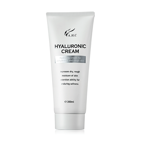 AHC Hyaluronic Cream 200ml korean cosmetic skincare shop malaysia singapore indonesia