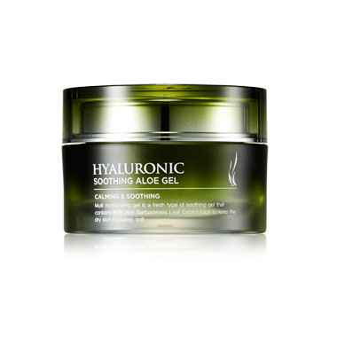 AHC Hyaluronic Soothing Aloe Gel 50ml korean cosmetic skincare shop malaysia singapore indonesia