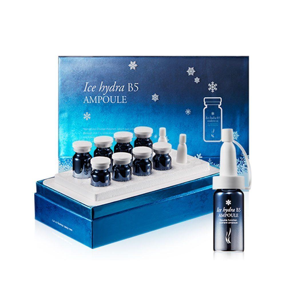 AHC Ice Hydra B5 Ampoule 8ml x 8ea korean cosmetic skincare shop malaysia singapore indonesia